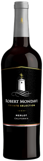 Robert Mondavi Merlot Private Selection California 2014...